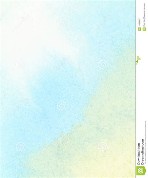 abstract watercolor background stock illustration image