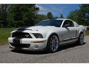 2008 Shelby GT500 for Sale | ClassicCars.com | CC-1135679