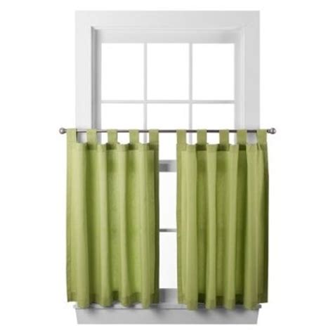 Target Cafe Window Curtains by Cafe Curtains For The Home