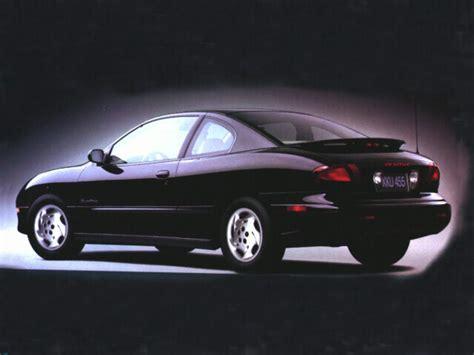 best car repair manuals 1996 pontiac sunfire transmission control 1996 pontiac sunfire specs pictures trims colors cars com