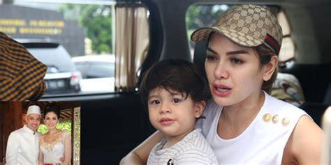 Anak Hampir Dibawa Kabur Mantan Suami Nikita Mirzani