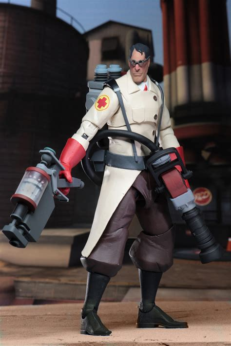 Team Fortress 2 – 7″ Scale Action Figures – Series 4 RED ...