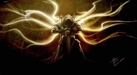 Diablo 3 Hd Wallpaper Tyrael Wallpaper By Collection 11 Wallpapers