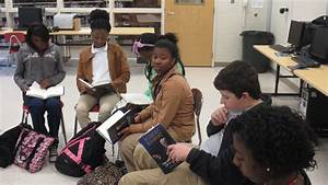 Laurel Middle School Students Get a True Chance 'of a ...