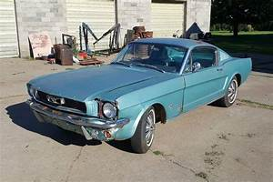43 Years In The Barn: 1966 Mustang Fastback