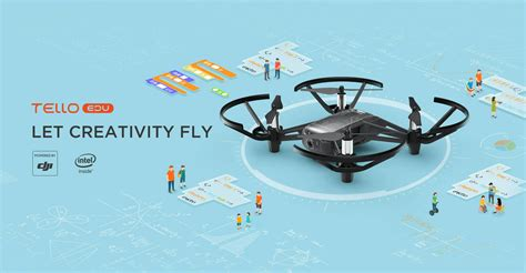 tello drone offers   unit  teach coding unmanned aerial