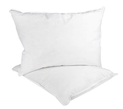 northern nights pillows northern nights set of 2 classic feather pillows