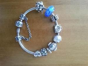 troc echange bracelet pandora avec charms trocvestiaire With robe de cocktail combiné avec bracelet pandora occasion