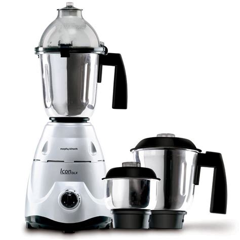 Buy Morphy Richards Icon Dlx 600 Watts Mixer Grinder Online in India