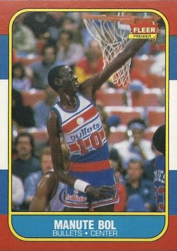 nussbaum manute bol biography  tallest player