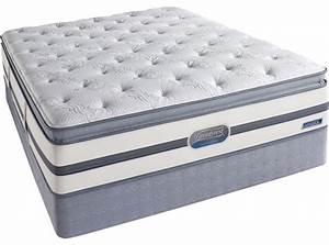 beautyrest recharge lilah plush pillow top king size With best plush king size mattress