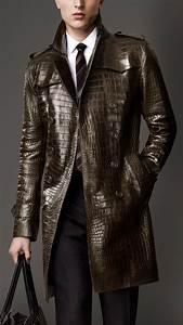 Trench Coat Burberry Homme : alligator archives luxuo ~ Melissatoandfro.com Idées de Décoration