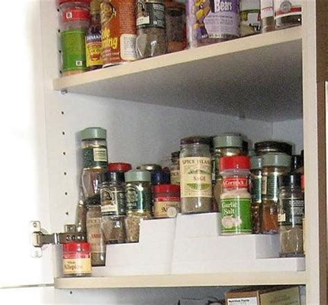organize herbs  spices whats cooking america