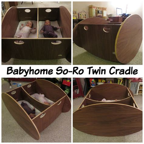 Babyhome Bed Rail by Babyhome So Ro Cradle