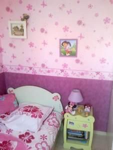 Chambre Enfant Pas Cher : chambre de ma fille 6 photos vendredi ~ Teatrodelosmanantiales.com Idées de Décoration