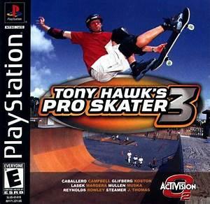 Tony Hawk Pro Skater Ps1