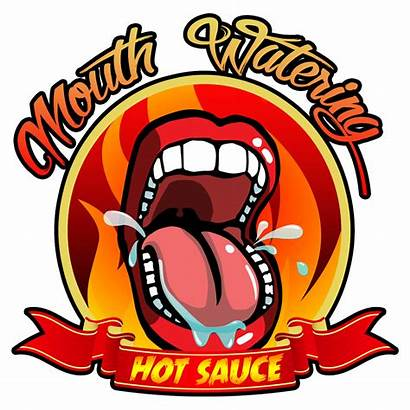 Clipart Mouth Sauce Transparent Taste Clip Watering