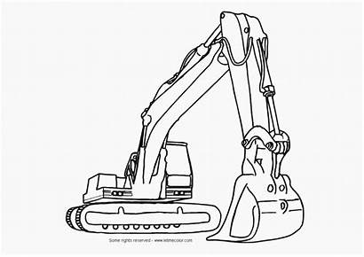 Coloring Construction Equipment Popular