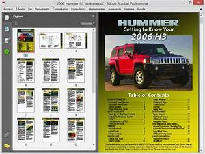 Hummer H3 - Service Manual - Wiring Diagram