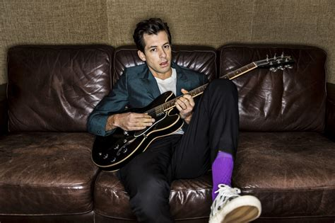 Music Producer Mark Ronson Scores His Own Hit With 'uptown