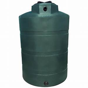 1000 Gallon Water Storage Tank