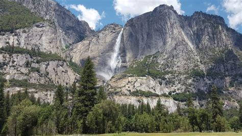 Yosemite Falls Facts Information Beautiful World