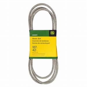 John Deere 42 In  Mower Belt For Select John Deere Mowers