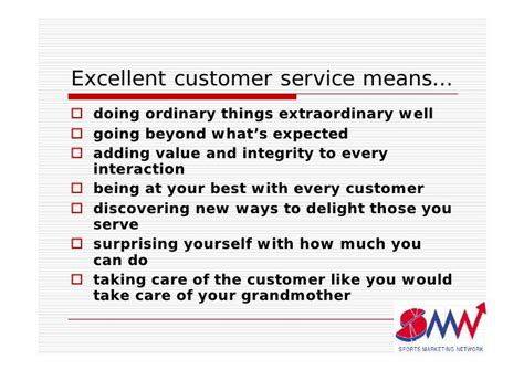 How Would You Describe Customer Service by How To Provide Excellent Customer Service In Your Leisure