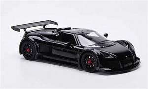 Gumpert Apollo S black FrontiArt diecast model car 1/43 ...