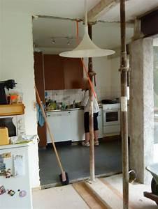 Ouverture Dans Un Mur Porteur : ouvrir un mur porteur ~ Melissatoandfro.com Idées de Décoration