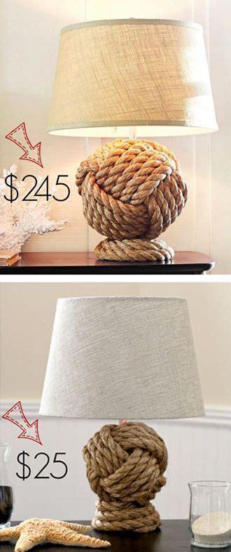 rope lamp knock  facile  tellement genial pour une
