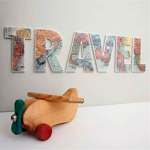 Travel, Decor, Letters, Wall, Feature, Inspirational, Word