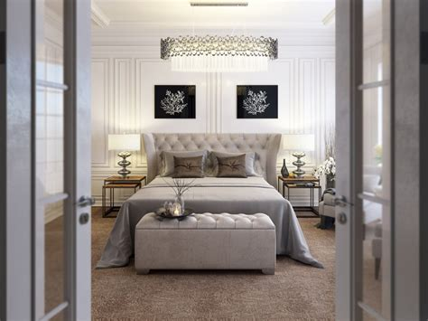 Classic Bedrooms by Vwartclub Classic Modern Bedroom