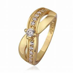 2017 wedding ring set jewelry women designer rings gold With wedding rings for women 2017