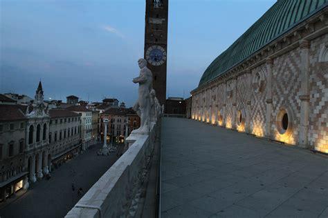 la terrazza di vicenza terrazza della basilica aperta il 21 giugno per godere di