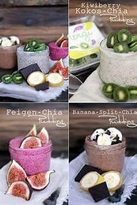Ideen Gesundes Frühstück : triple chia pudding busy girls breakfast fr hst cksideen fr hst ck pudding rezept und chia ~ Eleganceandgraceweddings.com Haus und Dekorationen