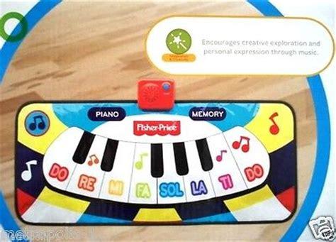 fisher price piano mat fisher price dancin tunes mat interactive