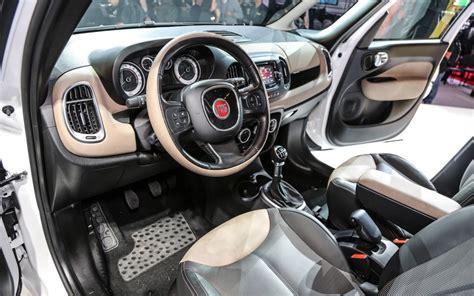 Fiat Interior by 2014 Fiat 500 Lounge Interior
