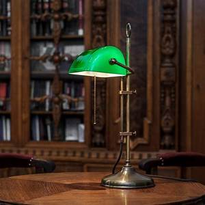 Bankerlampe Grün Original : bankerleuchte gr n bester qualit t seit 1970 lamptique online shop ~ Markanthonyermac.com Haus und Dekorationen