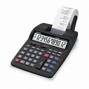 Calculatrice De Bureau Casio HR 150 TEC Calculatrice