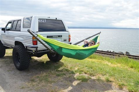 Tow Hitch Hammock by Trailer Hitch Hammock Mount Pirate4x4 4x4 And