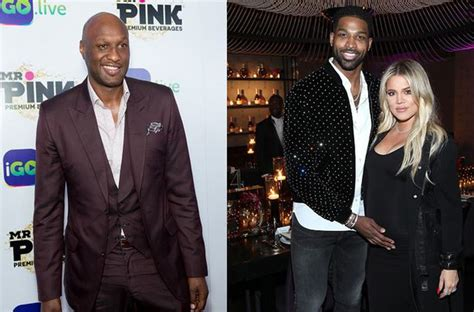 "Tristan Thompson ""Annoyed"" Lamar Odom ""Still Hung Up"" On ..."