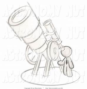 Royalty Free Figure Drawing Stock Astronomy Designs