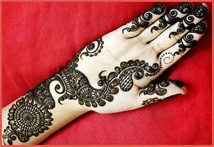 Arabic Mehndi Designs For Hands Free Download