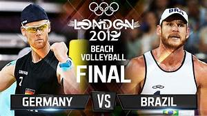 GOLD Collection | Beach Volleyball | Brazil v Germany ...
