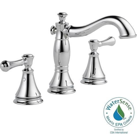 delta lorain faucet brushed nickel ideas delta bathroom faucets shop delta windemere