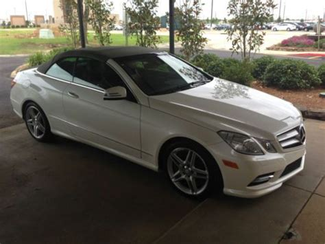 Search 9,379 listings to find the best deals. Purchase used 2013 MERCEDES-BENZ E550 CABRIOLET in Monroe, Louisiana, United States, for US ...