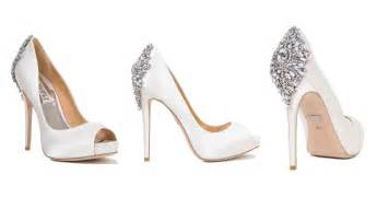 wedding shoe wedding shoes from designer badgley mischka