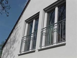 franzosische balkongelander aus feuerverzinktem stahl With französischer balkon mit sonnenschirm bedruckt logo