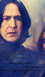 Snape and Lily - Severus Snape & Lily Evans Photo ...